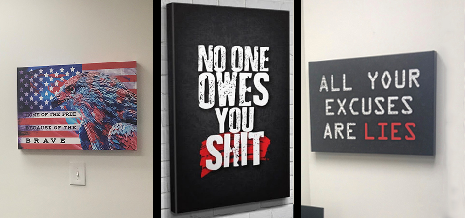 No One Owes You